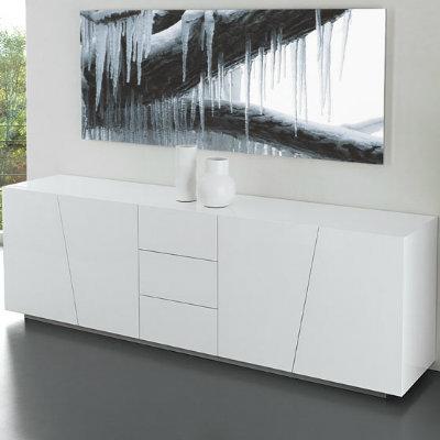 Buffet parigi d 39 antonello raphaele meubles for Soldes portes interieures