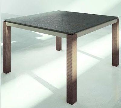 Table en c ramique flora raphaele meubles for Table exterieur ceramique