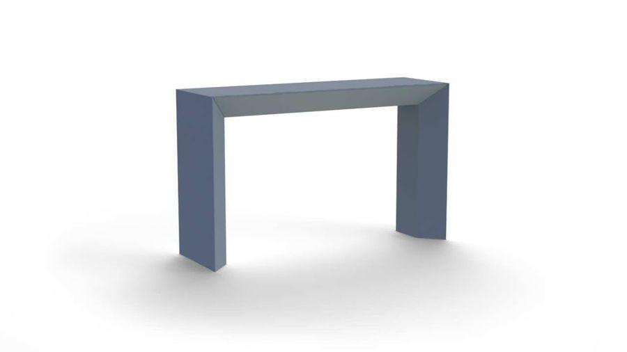 Console extensible claire raphaele meubles - Meuble console extensible ...
