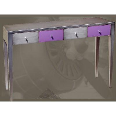 Console 2 tiroirs Kolors personnalisable