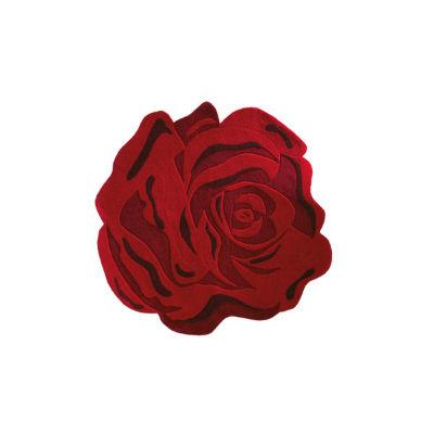 tapis fleur de rose de bretz raphaele meubles With tapis chambre bébé avec prix bouquet fleur