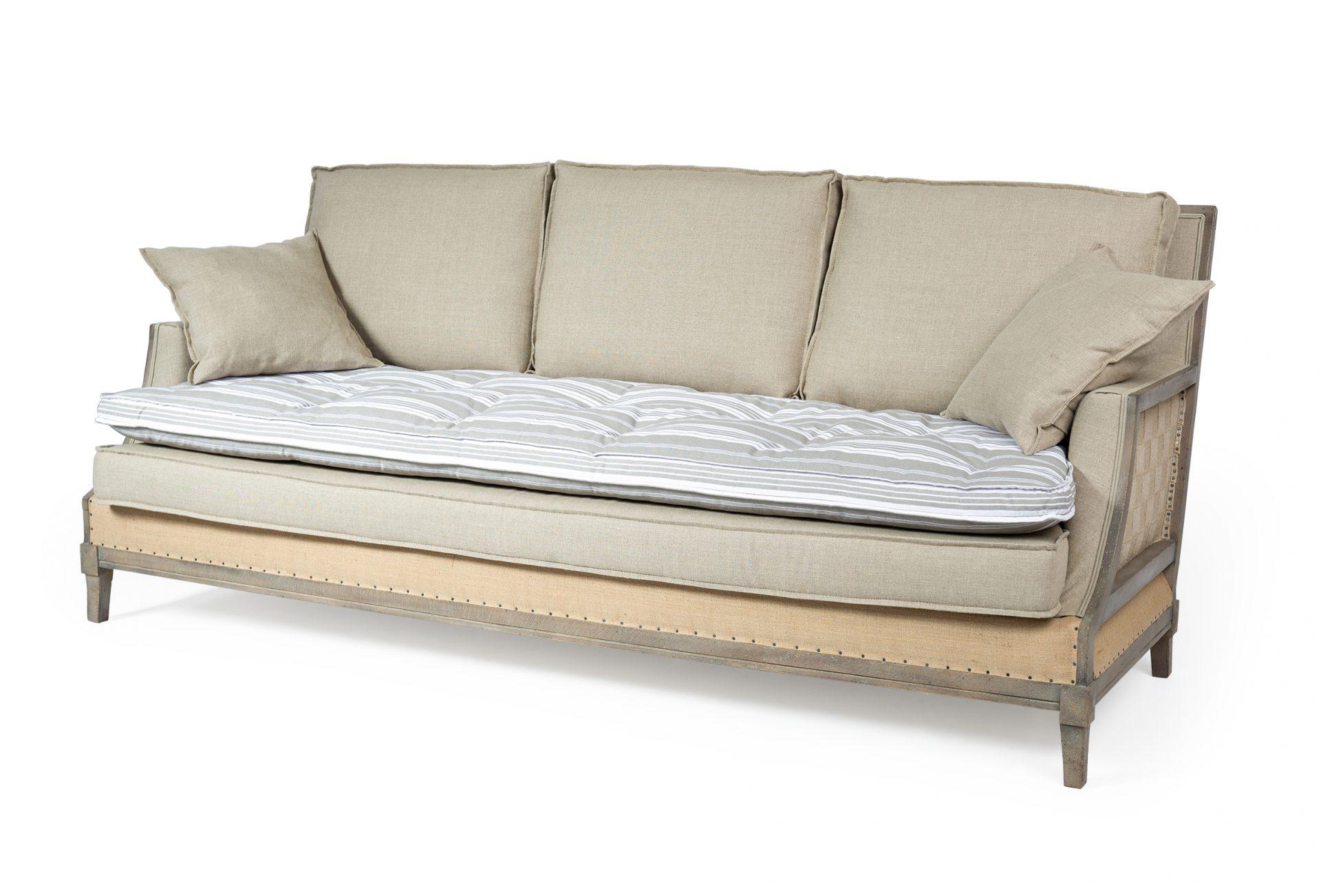 canap batignolles de ralph m raphaele meubles. Black Bedroom Furniture Sets. Home Design Ideas