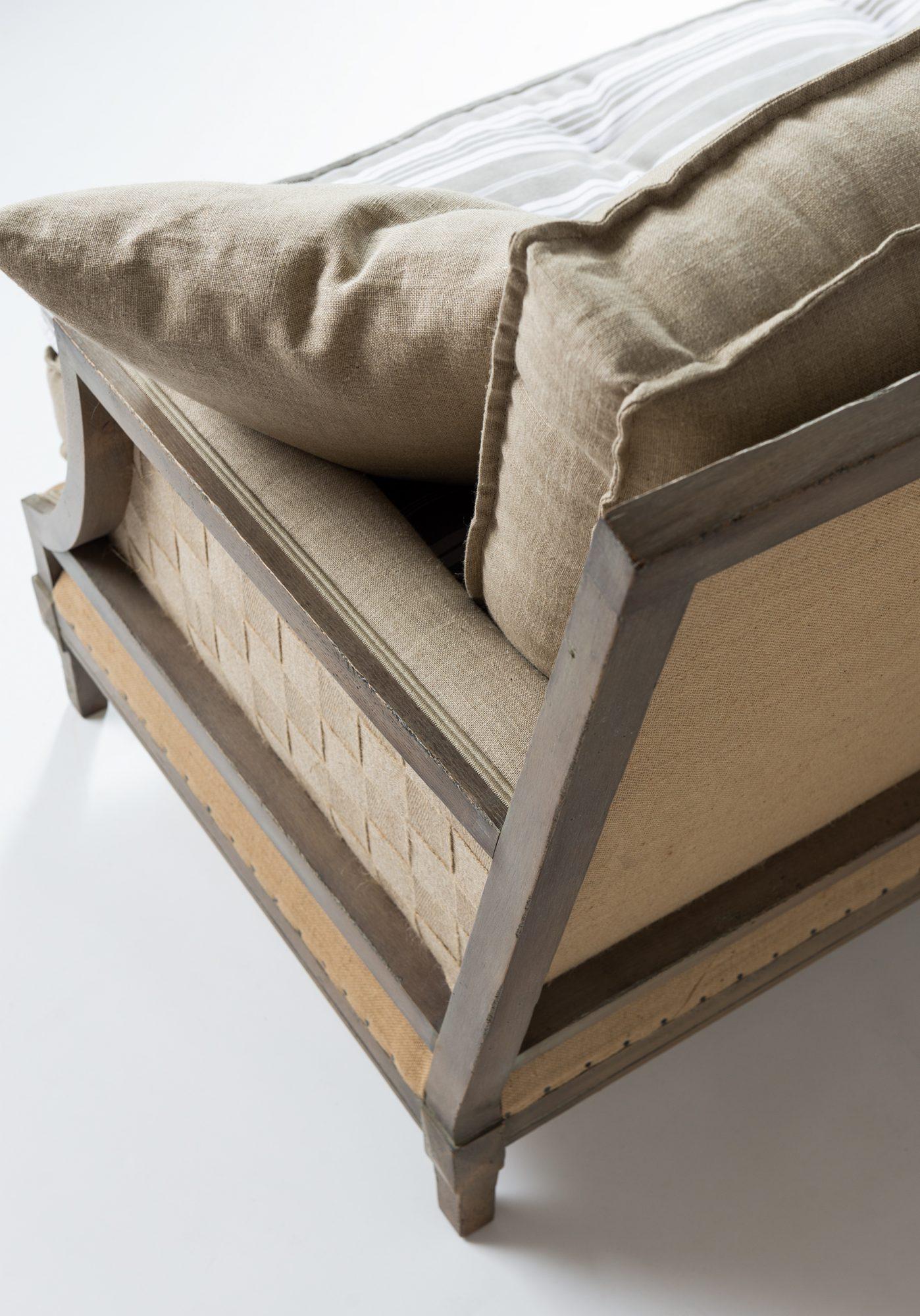 Canapé En Toile De Jute canapé batignolles de ralph m - raphaele meubles