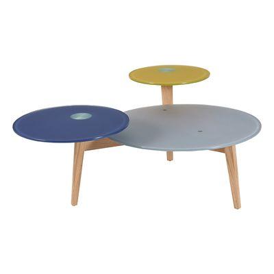 Table Basse Fionie Plateaux Pivotants Raphaele Meubles