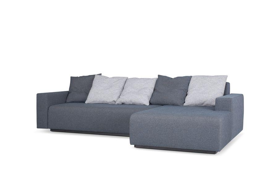 canap d angle convertible combo de prostoria raphaele. Black Bedroom Furniture Sets. Home Design Ideas