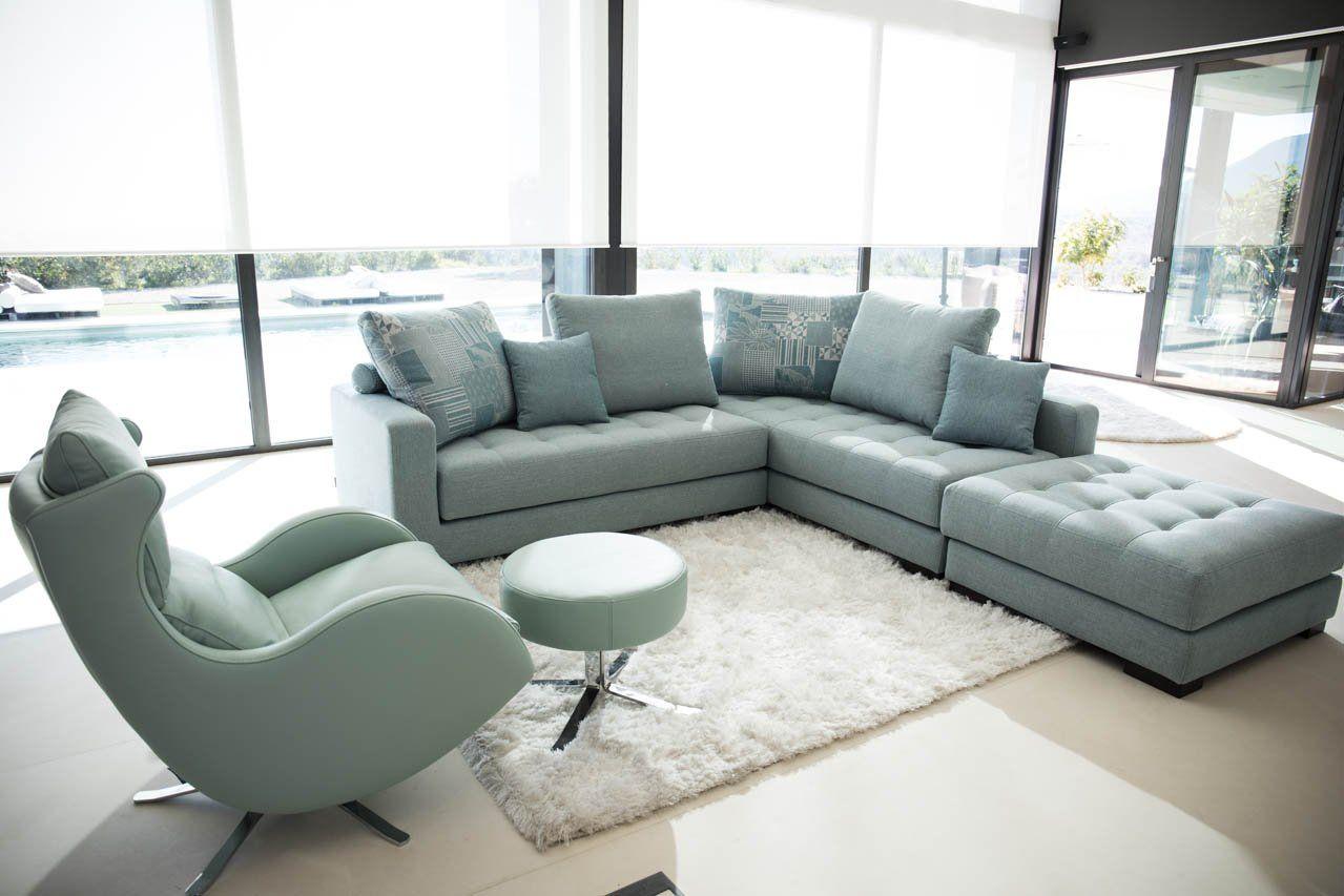 canapé modulable manacor de fama - raphaele meubles