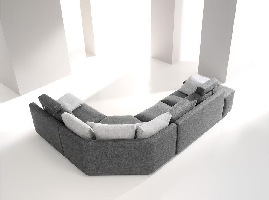 Canap calisto de fama raphaele meubles for Sofa xxl 7 plazas