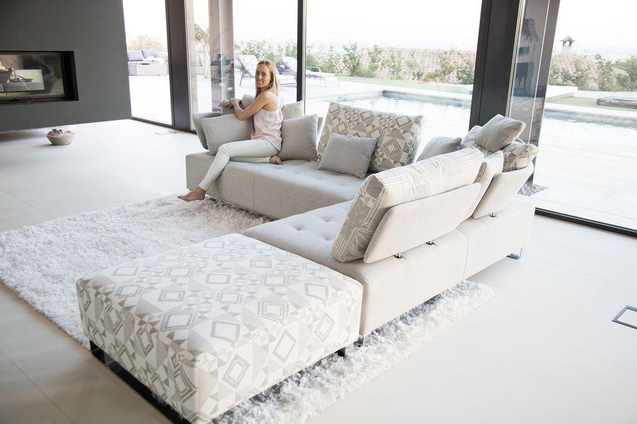 canap panky de fama raphaele meubles. Black Bedroom Furniture Sets. Home Design Ideas