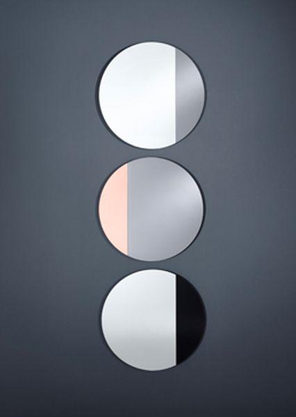 Miroir cord de deknudt raphaele meubles for Miroir zigzag