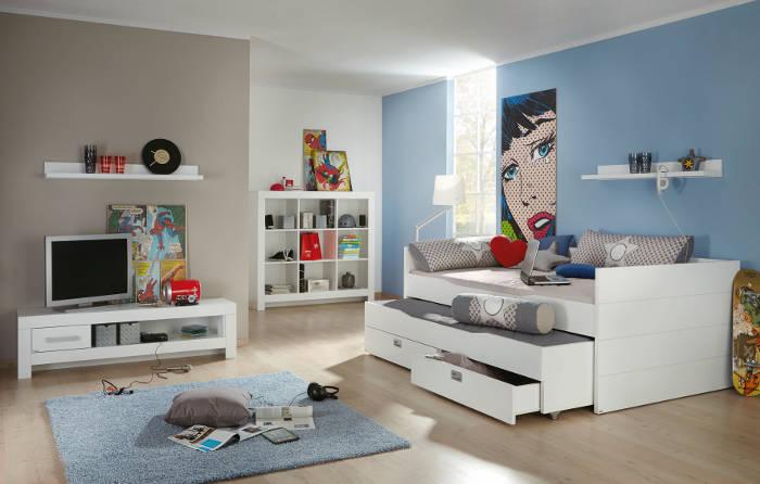 Chambre d 39 enfant fiona de paidi raphaele meubles for Moderne jugendzimmer einrichtung