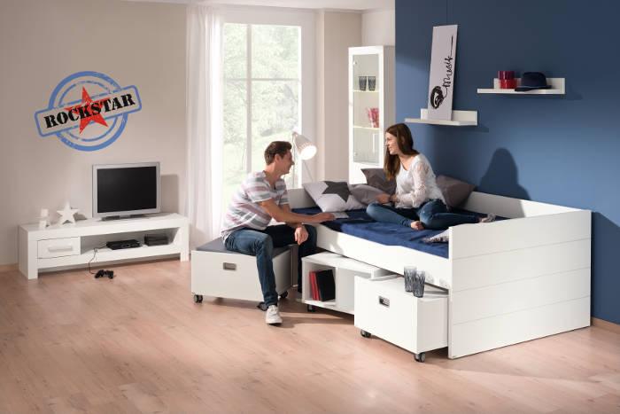 Chambre d 39 enfant fiona de paidi raphaele meubles for Mercatone uno letti a una piazza e mezza