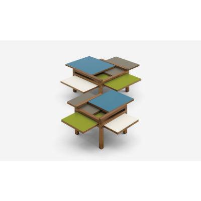 Minipar4 Table Jeux Basse Sculptures Raphaele Meubles De KFJc3T1l