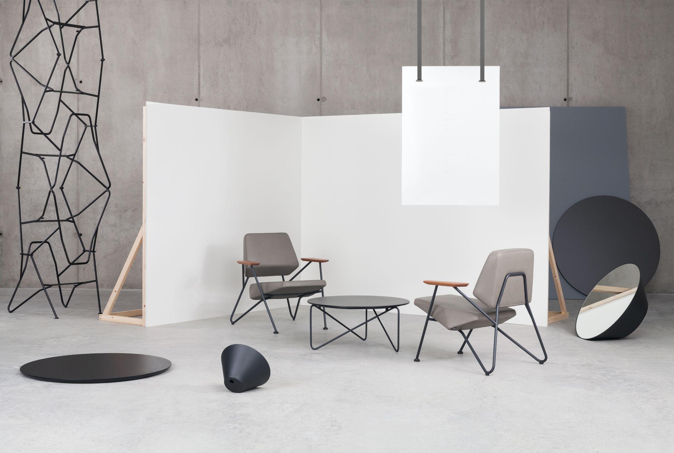 Prostoria Polygon Fauteuil : Fauteuil polygon de prostoria raphaele meubles
