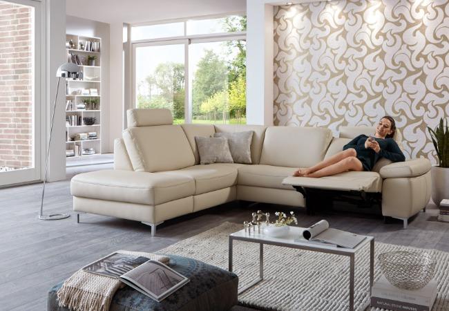 Canapé RIGA de Hukla