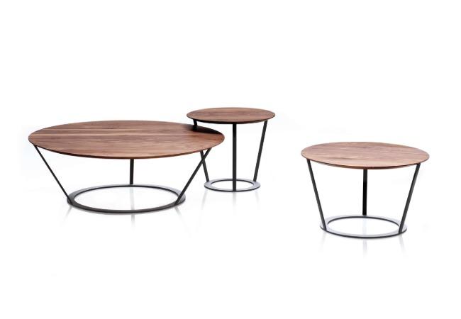 Tables basses BEND de Raphaele Editions