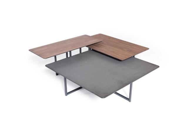 Tables basses PARURE de Ralph M