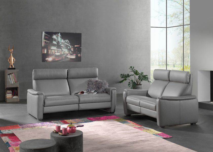 Canapé relax CALGARY de Gorini