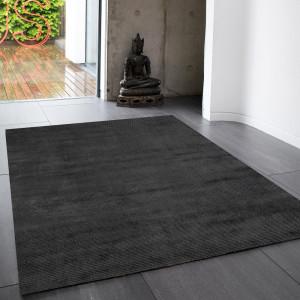 Tapis Reko Charcoal de Asiatic Carpets – 50% SUR LE MODÈLE EXPOSITION