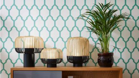Lampe à poser Bamboo de Forestier