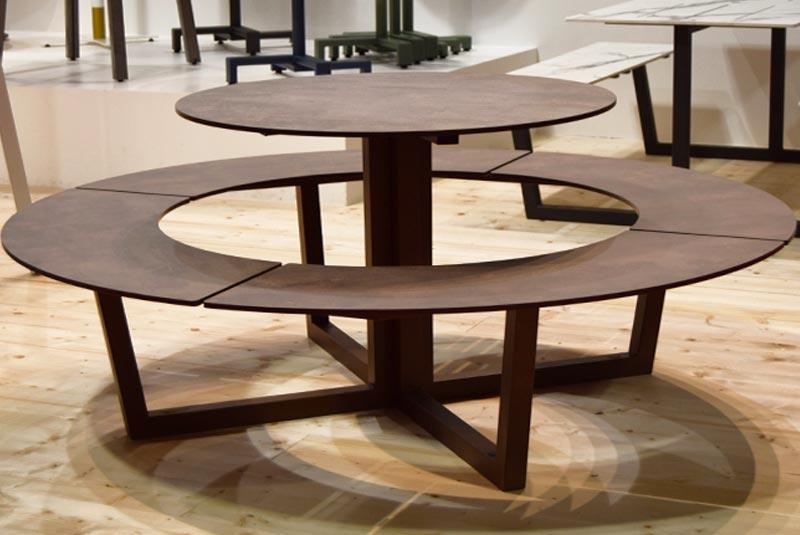 Table/ banc Madrid de Corbetta Salvatore
