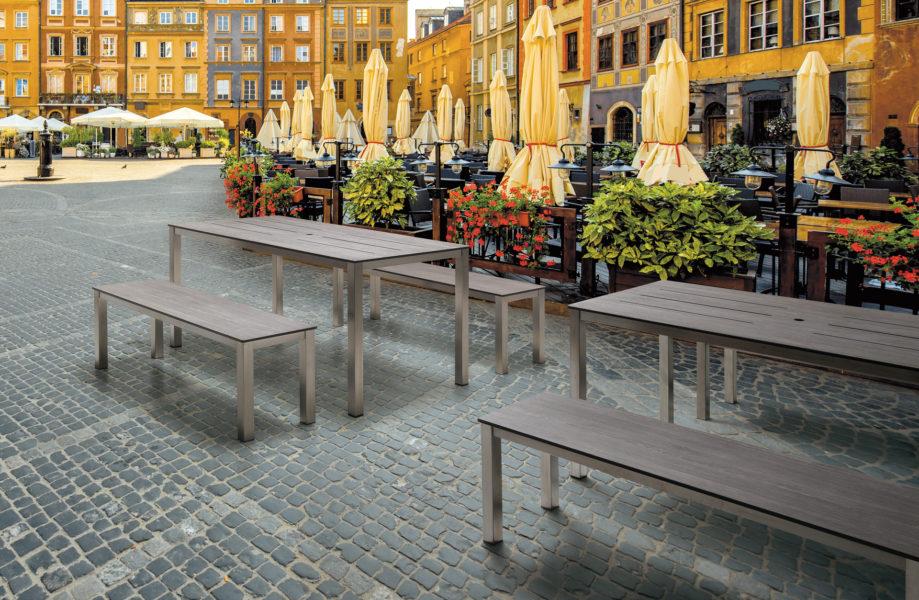 Table/ banc Matias de Corbetta Salvatore