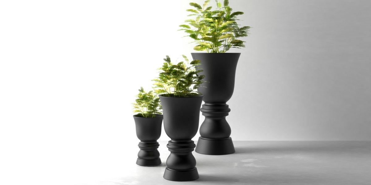 Vase Suave de Vondom