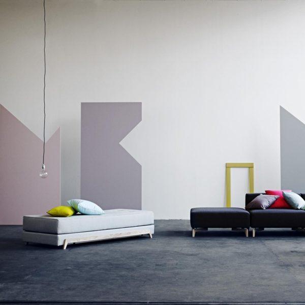 Canapé lit Frame de Softline