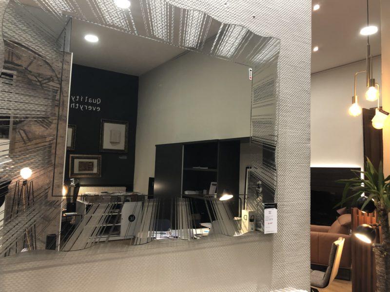 Miroir Swell de Deknudt – 50% SUR LE MODÈLE D'EXPOSITION