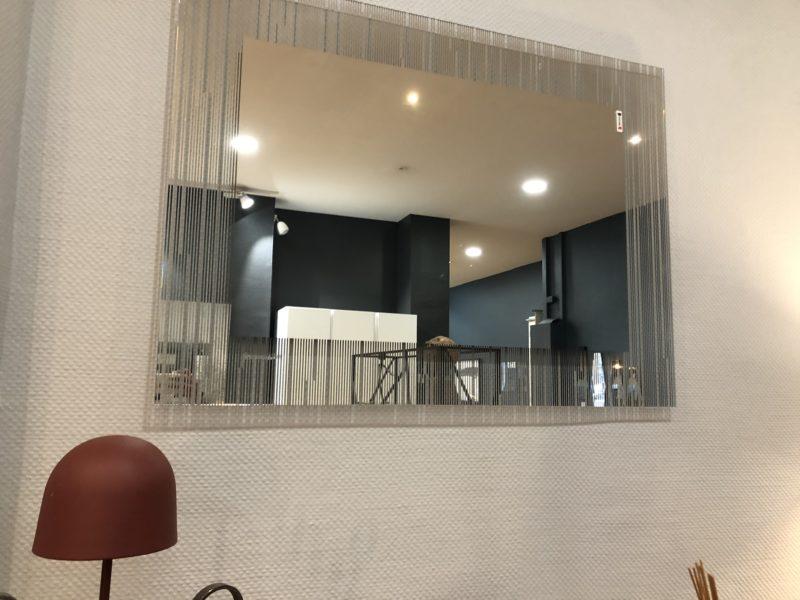 Miroir Sonar de Deknudt à -50% en modèle d'exposition