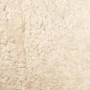 """Tissu blanc cassé """"Sheepskin Moonlight"""""""