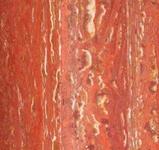 Travertin Rouge