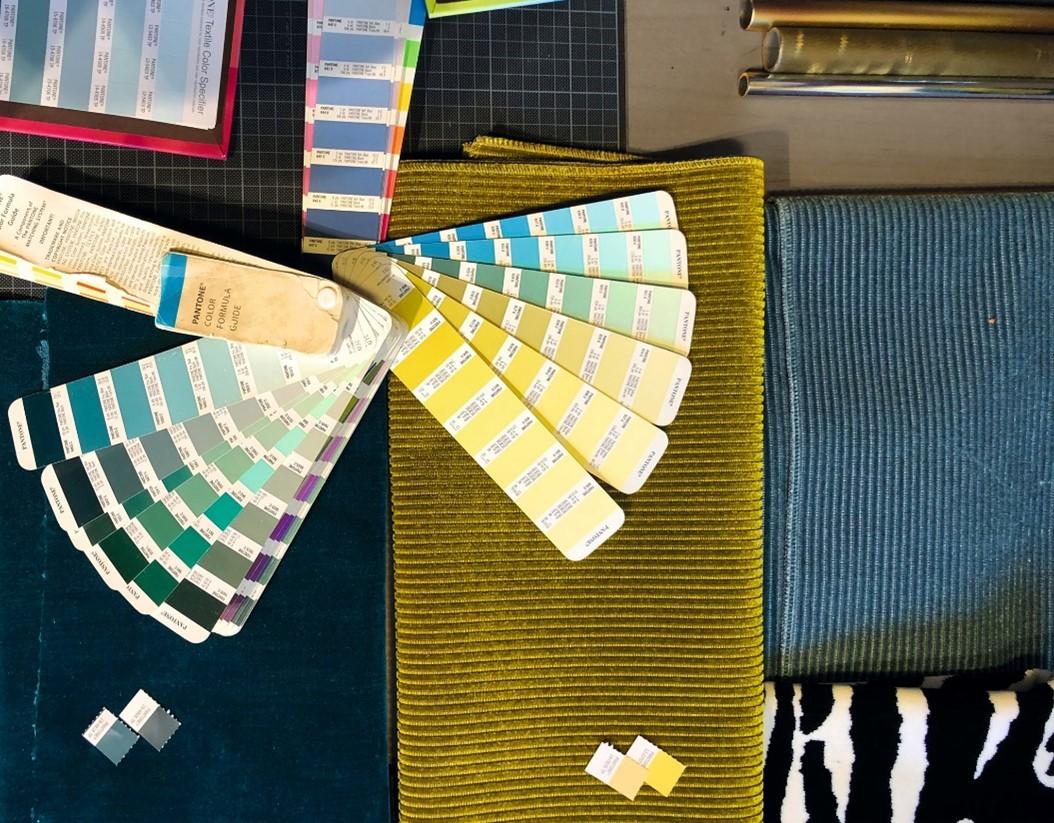 Nuances de couleurs canapés Bretz Design