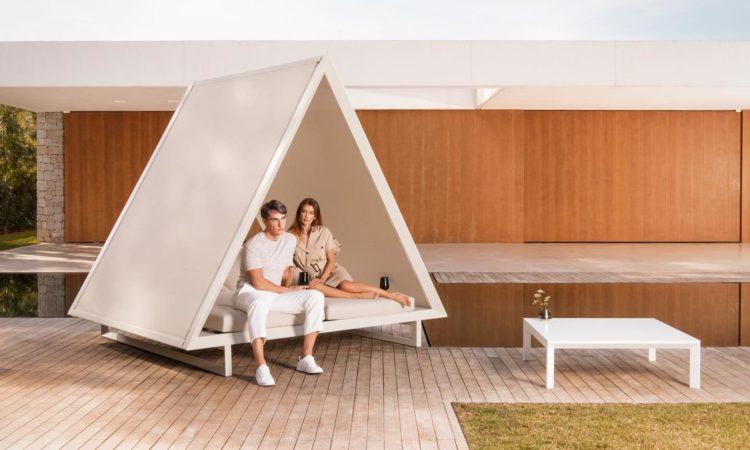 Mobilier de jardin design et original avec les meubles raphaele