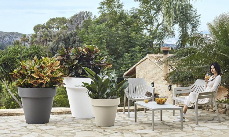 mobilier de jardin Vondom chez Raphaele meubles à Lyon