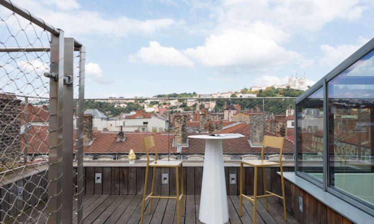 Mobilier d'exterieur français chez raphaele meubles à Lyon
