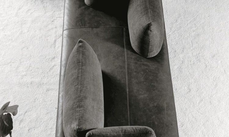 canapé contemporain chic