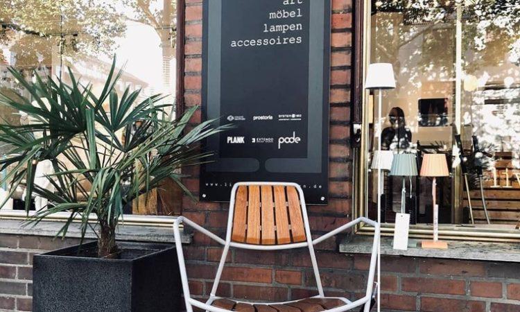 Piun une chaise design chez raphaele à lyon