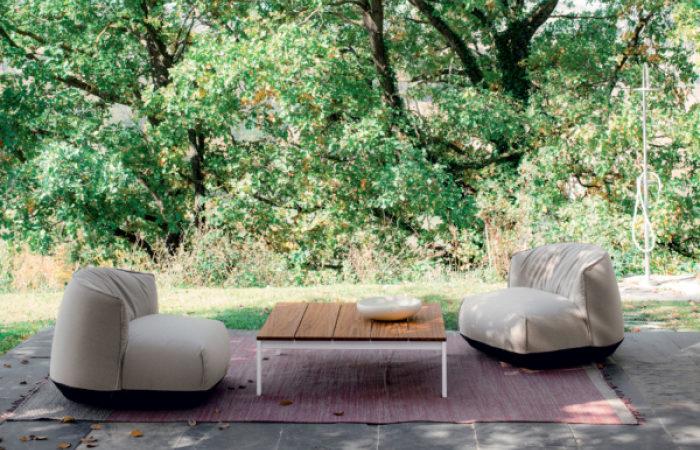 Brioni salon de jardin Raphaele meubles à lyon