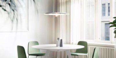 chaises vertes modernes