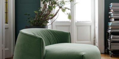 fauteuil original confortable