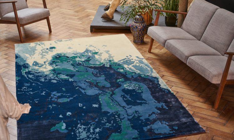tapis déco haut de gamme