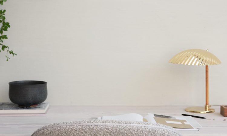 lampe coquillage design
