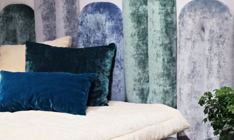 lit bleu design