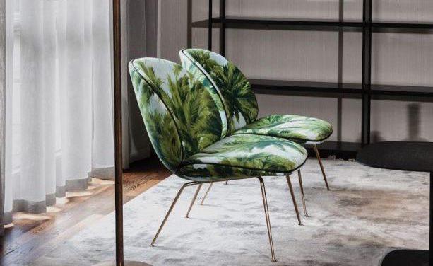 fauteuil été palmier en mobilier été